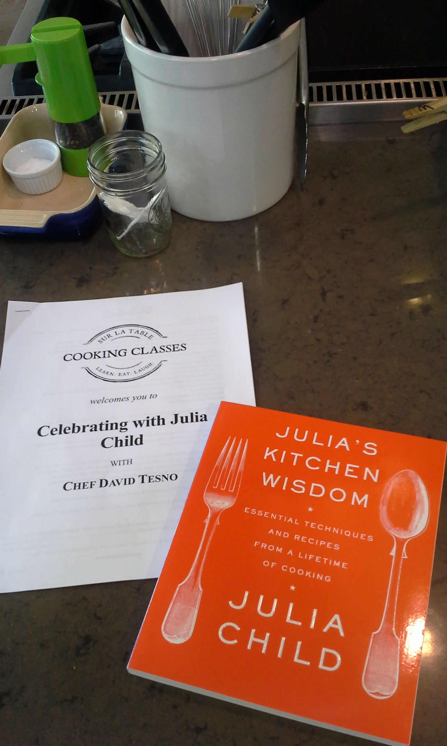 Celebrating Julia Child's Birthday | All Things FAF